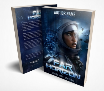 Full Wrap Paperback Cover